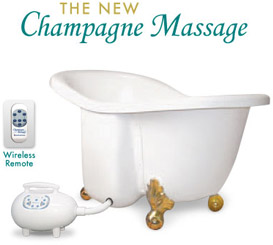 The All New Champagne Massage
