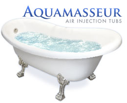 Aquamasseur Air Injecton Tubs